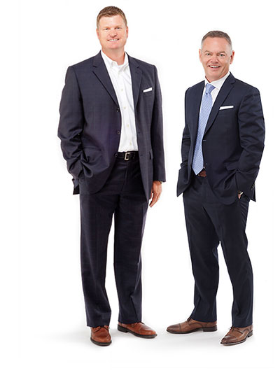 David Bruce and Shawn Monahan